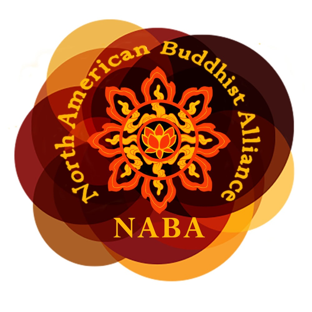 North American Buddhist Alliance Logo